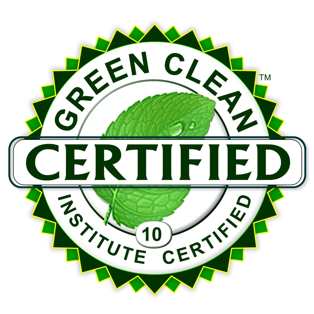 Green Clean Certified